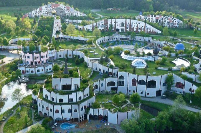 Топ-10 самых необычных отелей Австрии